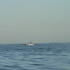 ....the sea is so large, and my boat is so small.....<br /> <br /> but glassy, the sea is glassy!