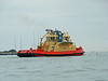 Tug boat looking for a job