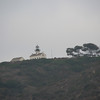 The light house on our way out of the channel -- zoomed in 10x