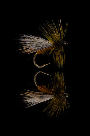 Caddis Variant Ginger #14