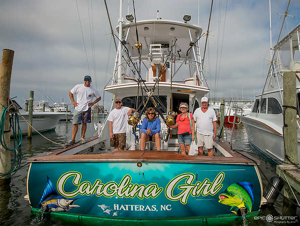May 12, 2016, Hatteras Island, Blue Marlin Tournament, Day 2 of 4, Offshore Fishing, Carolina Girl Charters