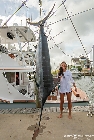 July 6 and 7, 2018, Hatteras Grand Slam Billfish  Tournament 2018, Hatteras Harbor Marina, Hatteras, North Carolina, Epic Shutter Photography, Outer Banks Fishing, Offshore Fishing, Outer Banks Documentary Photographer, Hatteras Island Photographer, Cape