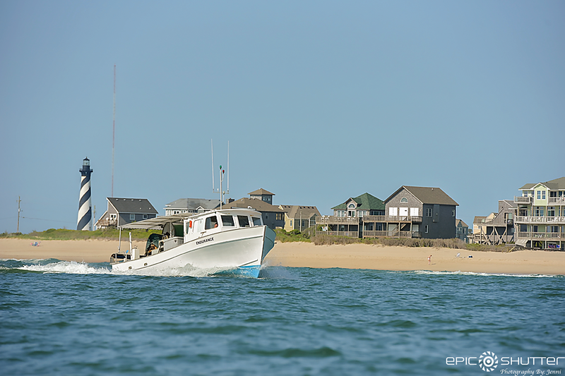 May 25, 2018, Kayak Fishing for Cobia, Fishing, Buxton, Cape Hatteras Lighthouse, Cape Hatteras National Seashore, Outer Banks Photographers, Epic Shutter Photography, Hatteras Island Photographer