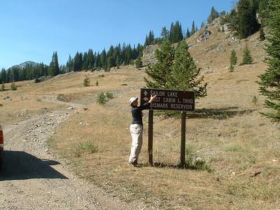 Fishing & Hiking in Montana
