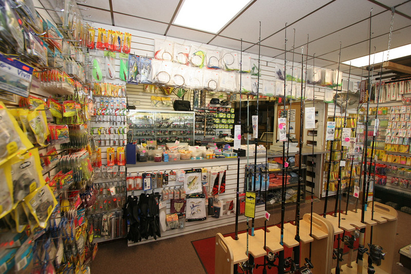 "New Page 1     <p>Bob's Bait and Tackle of Amity Harbor has renovated his shop. Stop by and and  check out his full line of fishing tackle and fresh bait. <a href=""http://maps.google.com/maps?q=4+Wilson+Ave.+Amity+Harbor,+NY+11701&ie=UTF8&ll=40.667993,-73.398092&spn=0.009017,0.015256&z=16&iwloc=addr&om=1""> Click here for map</a></p> <p><font size=""-1"">4 Wilson Ave. <b>Amity Harbor</b>, NY 11701</font></p> <p><font size=""-1"">631-842-7573</font></p>"