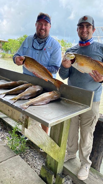 Redfish Rodeo
