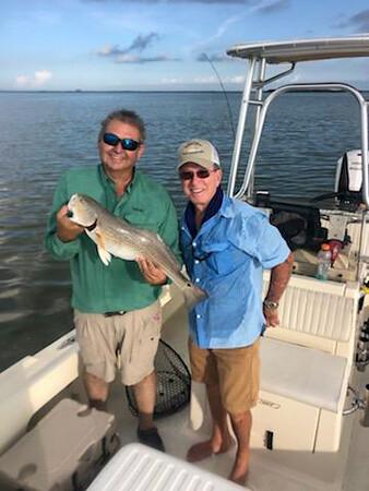 Bobby Giles & Captain Paul