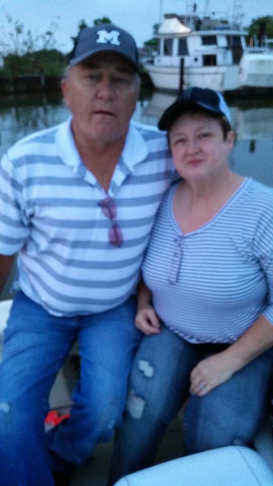Debbie and Roy Lovelady