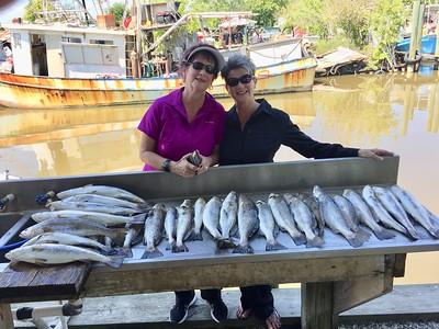 Della Ramos and Cindy Herrington