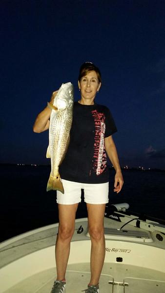 "Chrisann Merchant 28"" - Redfish"
