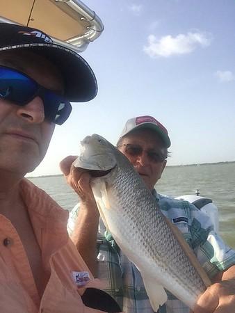 John's Red fish