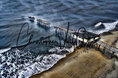 Frisco Pier Outer Banks NC | Cape Hatteras