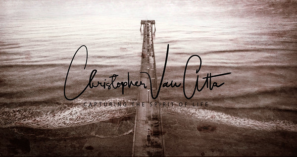 Wrightsville Beaches famous Johnny Mercer pier aerial photo. Vintage photo of historic piers located on the island.   Purchase this print for your beach house home decor.