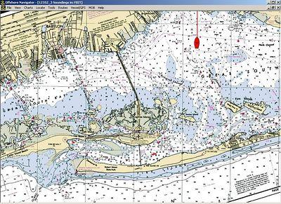 Fire Island Fishing Reports 2005