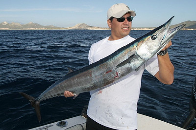 11/20/2009 Last week my wife and I were once again down in Baja California for a few days of relaxing and fishing. The Hotel Buena Vista Beach Resort is a family run business of the Valdez family on the east cape of the Baja peninsular. Axel Valdez (holding Wahoo in photo) invited me to check out a new service they offer in the winter months.  More Images to Be Posted Soon!   http://hotelbuenavista.com