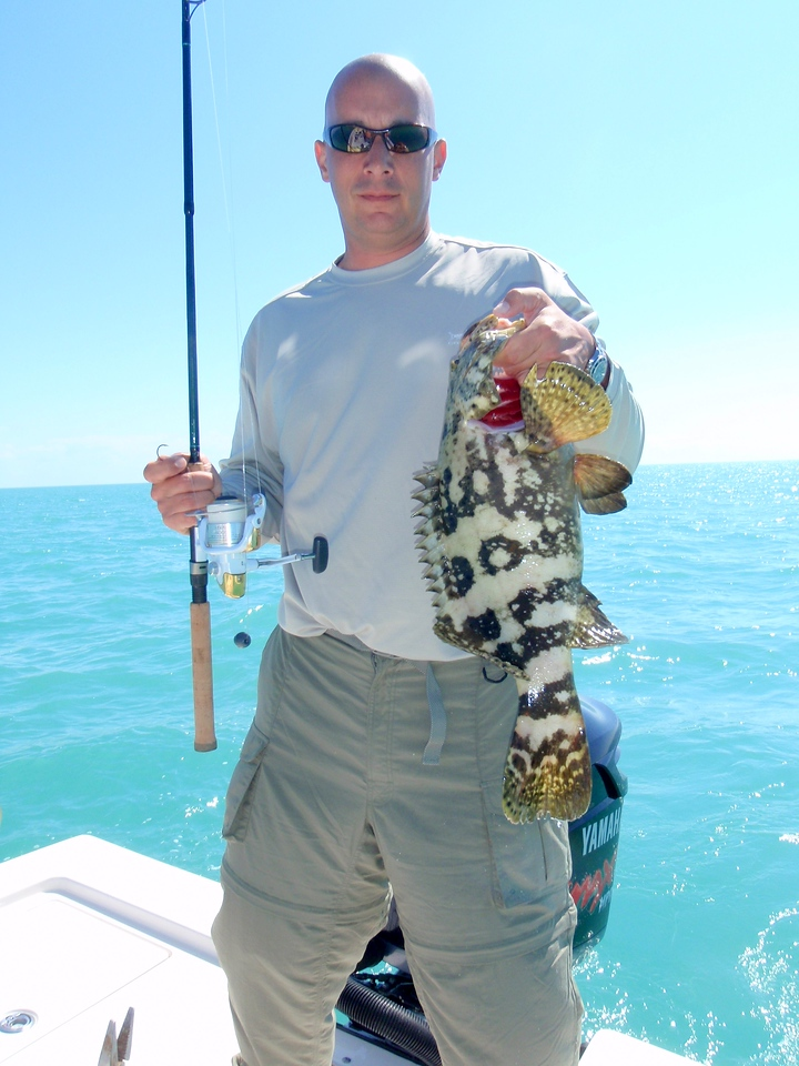 And a better shot of the same fish.<br /> <br /> Captain Al Lorenzetti