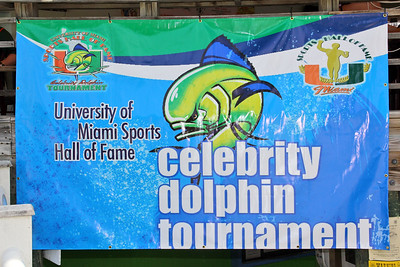 2011 UM Sports Hall of Fame Dolphin Tournament - Afternoon Weigh-In and Awards