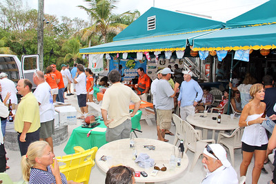 2011 UM Sports Hall of Fame Dolphin Tournament - Captain's Party