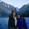 Nov 15, 2016  Juliet and Cori at Parker Lake on the way out