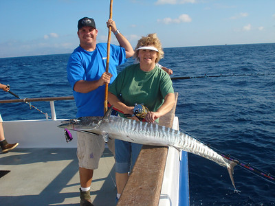 10-Day fishing trip Oct 30-Nov 9