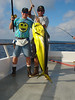 Me with my personal best Dorado, 31 lbs.