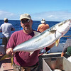 Chris Voge w/yellowtail