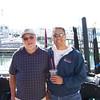 Don Tienharra and Ron Moy