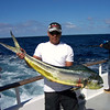 Ron Moy with nice Dorado.