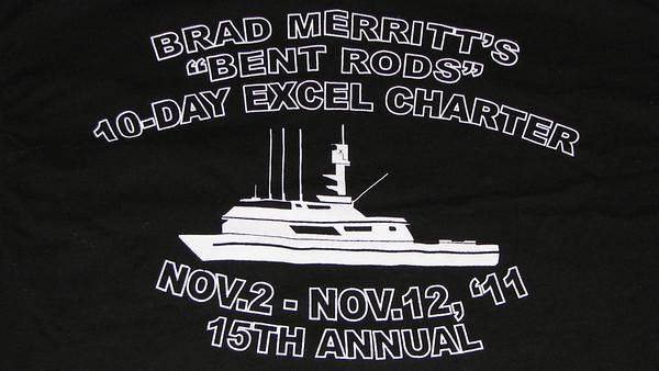 10-day fishing trip 11-2/11-12-2011