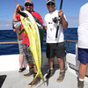 Ron Moy w/troll caught Dorado.