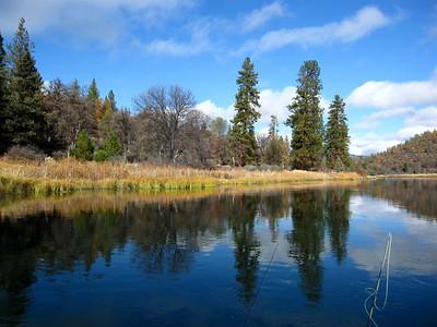 Baum Lake November 13-15 2009
