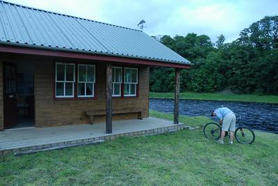The hut, Ballogie