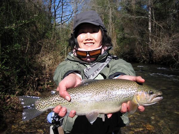 Dukes Creek Feb 2013