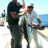 Wayne Wilcox (Jeanne's Brother) with nice Albacore
