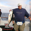 Roy Essex with Albacore