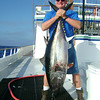Brad with Blue Fin tuna.