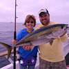 Jeanne and a nice yellowfin