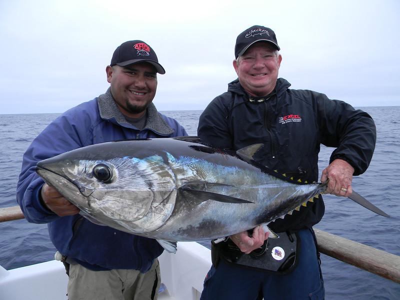 Jackpot Blue fin. 49 lbs.