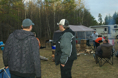 Fishing retreat May 2014