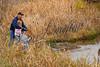 Fishing, spin fishing, family fishing