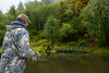 Fishing, salmon fishing