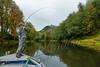 Fishing, salmon fishing