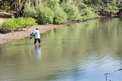 Timelaps 1 River fishing