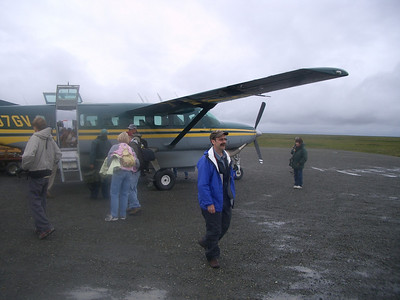 Quinhagak landing strip