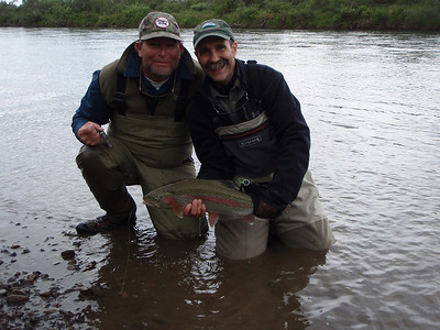 Extra day of fishing the lower river with Darren
