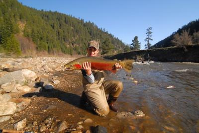 Little Salmon River 4-24-09