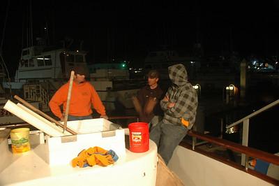 Lobster Trip - Alicia - San Diego, Ca.