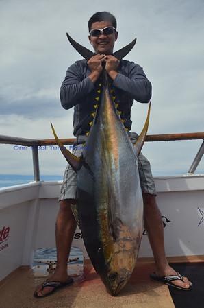 Maximus - Feb 2014 - PV Mexico - Tuna Fishing