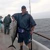 Bill with a nicer Blue Fin Tuna.