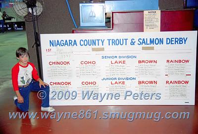 1984 Niagara County Fishing Derby